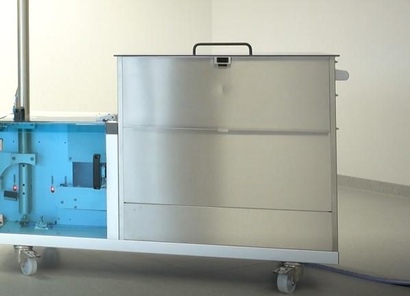 德国米尼图minitube猪精液灌装机介绍