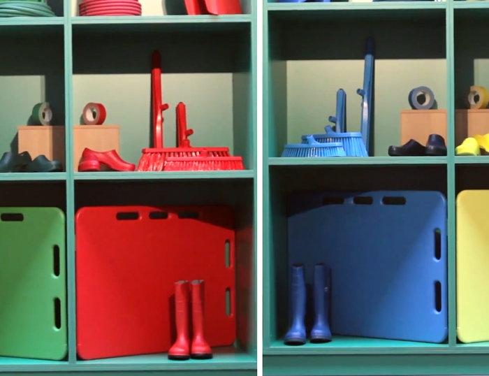 猪场颜色系统主要产品及作用介绍