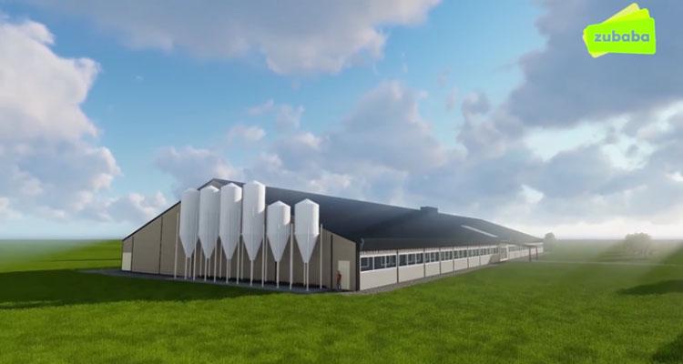国外创新养猪中心的全方位展示