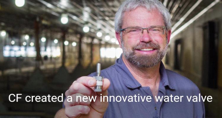 节水神器—猪场创新型饮水嘴