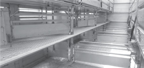华运联合3层13米运猪车 育肥舍 生物安全 第2张