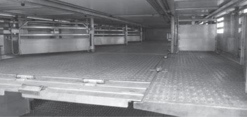 华运联合3层13米运猪车 育肥舍 生物安全 第3张