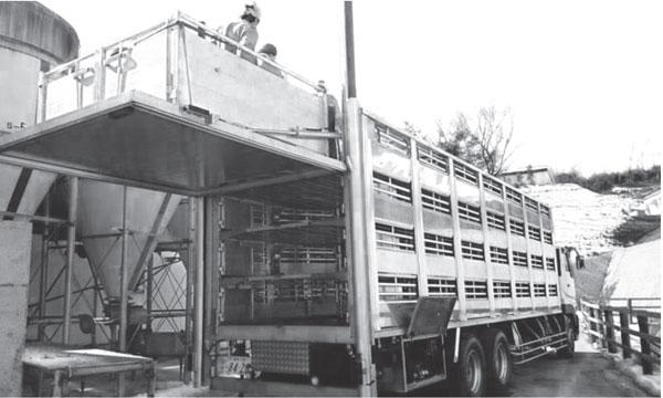 华运联合3层13米运猪车 育肥舍 生物安全 第19张