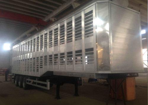 华运联合2层13米运猪车 育肥舍 生物安全 第23张