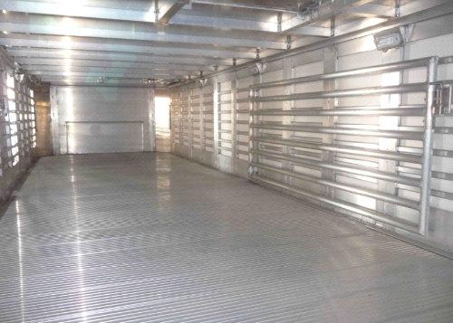 华运联合2层13米运猪车 育肥舍 生物安全 第24张