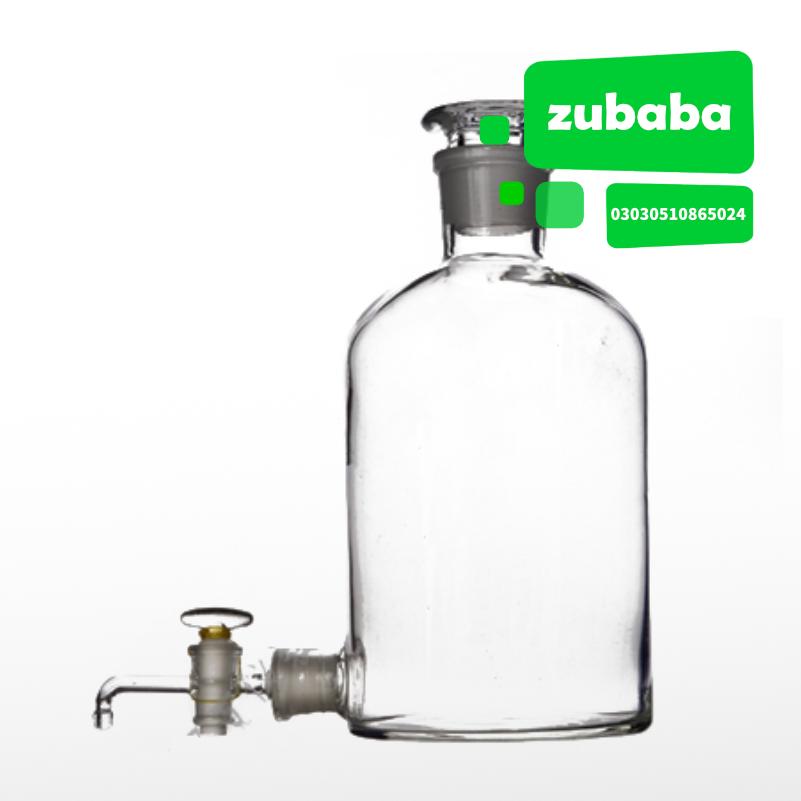 10L玻璃放水瓶 公猪舍 精液稀释 第1张