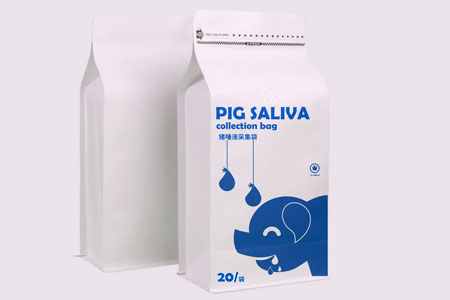 猪用唾液采集带