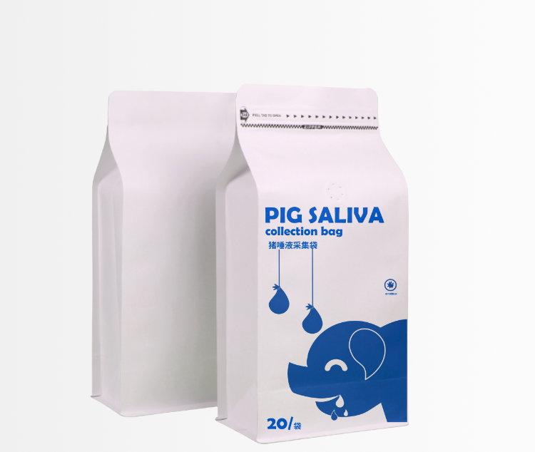 猪用唾液采集袋 育肥舍 保育舍 实验室 兽医耗材 第4张