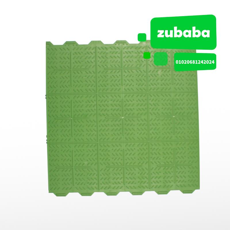 封闭地板 600x600 保育舍 分娩舍 塑料地板